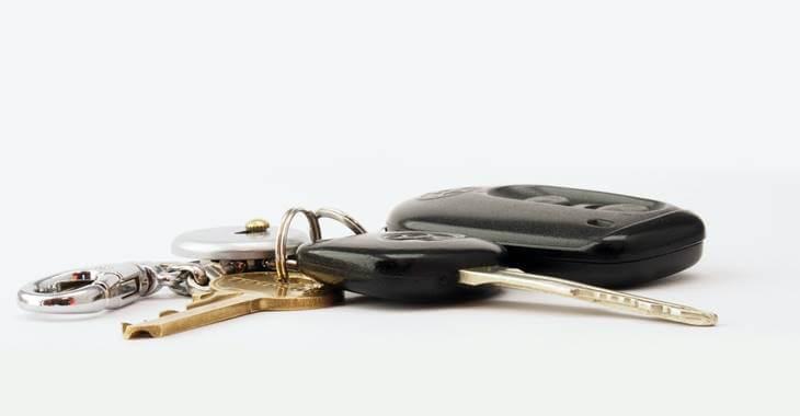 ključevi automobila